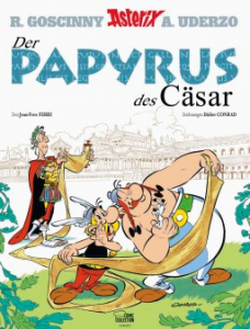asterix papyrus